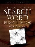 King James Version of the Holy Bible Search Word Puzzle Book of St. Matthew