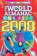 World Almanac for Kids 2008
