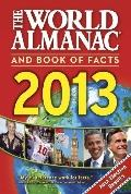 World Almanac� and Book of Facts 2013