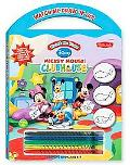 Watch Me Draw 'n' Go: Disney Mickey Mouse Clubhouse Drawing Book and Kit