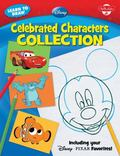 Learn to Draw Disney: Celebrated Characters Collection Including Your Disney PIXAR Favorites!