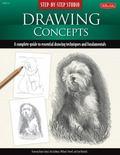 Step-by-Step Studio: Drawing Concepts (Step-by-Step Studio Series)