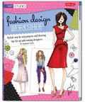 Fashion Design Workshop : Stylish step-by-step projects and drawing tips for up-and-coming D...
