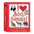 I Love Zoo Animals!: A Fur-ocious Activity Kit