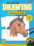 All about Drawing Horses and Pets (All about Drawing Series)