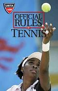 Official Rules of Tennis 2008