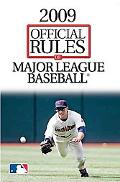 2009 Official Rules of Major League Baseball