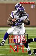 Official Playing Rules of the National Football League 2009: Game Action Edition (Official R...