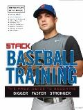 Baseball Training: For the Athlete, by the Athlete