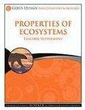 God's Design Teacher - Properties of Ecosystems