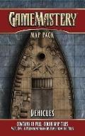 GameMastery Map Pack : Vehicles