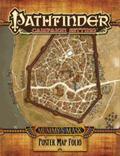 Pathfinder Campaign Setting : Mummy's Mask Poster Map Folio