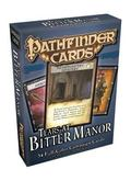 Pathfinder Cards : Tears at Bitter Manor Campaign Cards