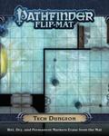 Pathfinder Flip-Mat : Tech Dungeon