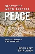 Negotiating Arab-Israeli Peace