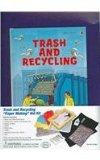 Trash and Recycling Paper Making Kid Kit [With Paper Confetti, Roller and Frame with Screen ...