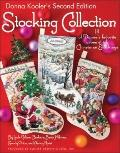 Donna Kooler's Second Edition Stocking Collection (Leisure Arts #4819)