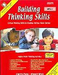 Building Thinking Skills Level 1, Vol. 2