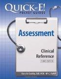 Quick-E! Assessment: Clinical Reference, Third Edition (Martin's Quick-E)