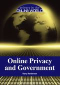 Online Privacy and Government
