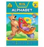 Big Alphabet Workbook (ages 3-5)