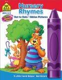 Nursery Rhymes Little Hand Helper Workbook