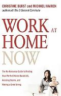 Work at Home Now: The No-nonsense Guide to Finding Your Perfect Home-based Job, Avoiding Sca...