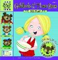 NIR! Plays: Goldilocks and the Three Bears Level 1 (24 Page Storybook, 5-Play Scripts, 4 Cha...