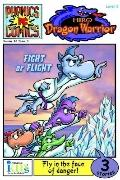 Phonic Comics - Hiro Dragon Warrior : Fight or Flight Level 2, Issue 3