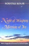 Night of Weeping and Morning of Joy