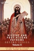 Nicene and Post-Nicene Fathers: Second Series, Volume X Ambrose