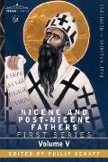 Nicene and Post-Nicene Fathers: First Series, Volume V St. Augustine