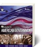 Introduction to American Government 6/e