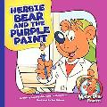Herbie Bear and the Purple Paint