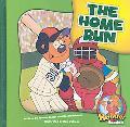 Herbie Bear Hits a Home Run