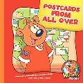 Postcards From All Over (Herbster Readers)