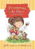 Promesas de Dios para ninas (Spanish Edition)
