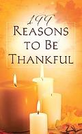 199 Reasons to be Thankful (VALUE BOOKS)