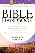 Quicknotes Bible Handbook