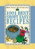 1001 Best Short Easy Recipes