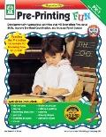Pre-Printing FUN