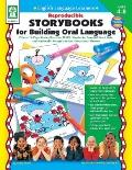 Reproducible Storybooks for Building Oral Language : Fifteen 12-Page Stories Based on TESOL ...