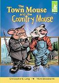 The Town Mouse and the Country Mouse (Short Tales - Fables)