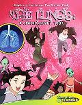 The Lungs: A Graphic Novel Tour (Graphic Adventures: the Human Body)