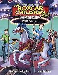 The Amusement Park Mystery: Book 10 (Boxcar Children Graphic Novels Set 2)