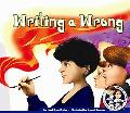 Writing a Wrong (The Adventures of Marshall & Art)