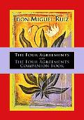 Four Agreements and Companion Book