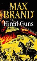 Hired Guns (Center Point Premier Western (Large Print))