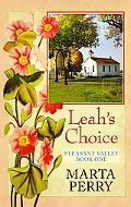 Leah's Choice (Pleasant Valley)