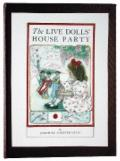 live dolls' house Party